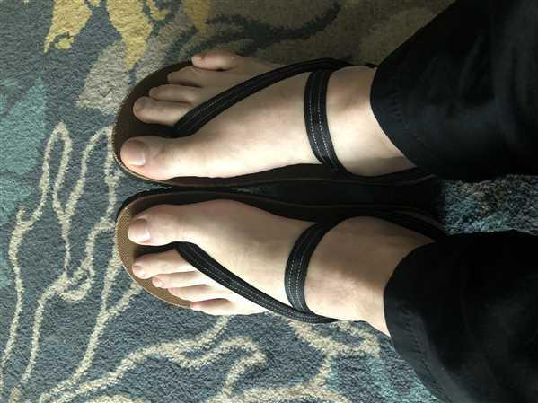 Kaidan verified customer review of Alpha Lifestyle Sandals