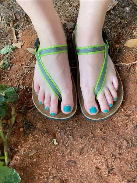 Earth Runners Alpha Lifestyle Sandals Review