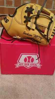 Reid J. verified customer review of Custom Fielders Baseball Glove
