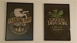 Ian R. verified customer review of Prancing Pony Porter