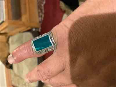 Leroy Watts  verified customer review of Malachite or Turquoise