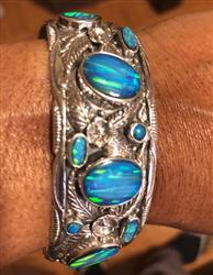 VY Jewelry Opal Leaves Review