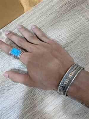 Jeffrey M. verified customer review of Elegant Cuff