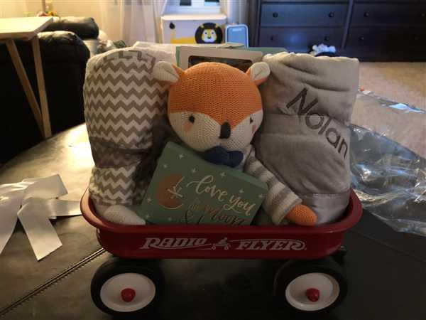 Stork Baby Gift Baskets Stay Clever Little Fox Gift Set (#BBC-CFGS) Review