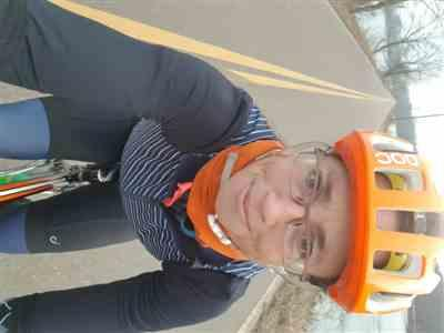 CB Saeji verified customer review of Women's Wind Vest