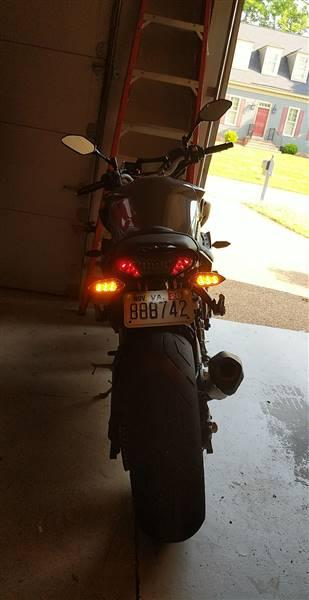 Adam W. verified customer review of Blinker Genie - for Motorcycles (pair)
