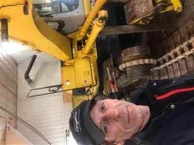 Yves Arsenault verified customer review of LockNLube Lever Grip Grease Gun