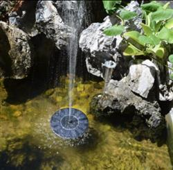 James Pullman verified customer review of Solar-Powered Easy Bird Fountain Kit - Great Addition to Your Garden!
