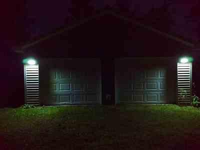 Eugene S. verified customer review of SUPER Solar-Powered Motion Sensor Light - Super Bright, No Wiring Needed, Easy Installations.