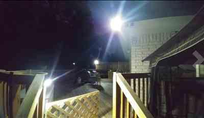Ted P. verified customer review of SUPER Solar-Powered Motion Sensor Light - Super Bright, No Wiring Needed, Easy Installations.
