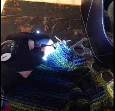 Sharon K. verified customer review of Universal Lit Up Glove - A Torch Light That Never Drops!