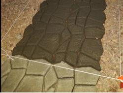Robert Oliver verified customer review of Easy DIY Pavement Mold