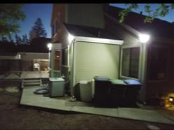 zachary h. verified customer review of Wide Angle Solar-Powered Motion Sensor Security Light