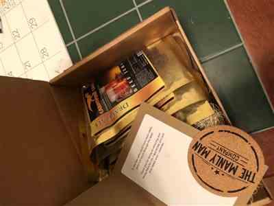 Anonymous verified customer review of Booze Infused Jerky Gift Box