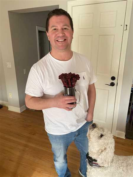 Anonymous verified customer review of Beef Jerky Rose Bouquet + Beer Mug