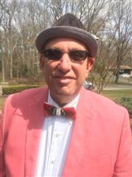 Glenn K. verified customer review of Sunset Feather Bow Tie
