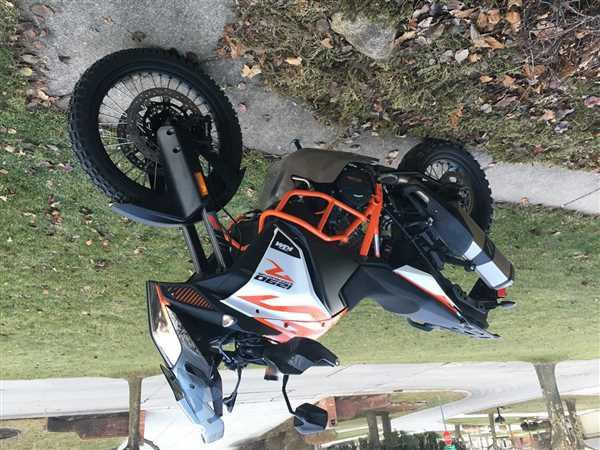 Andrew Ukrop verified customer review of KTM Air Filter Dust Protection 1290 Super Adventure R/S 2017-2019