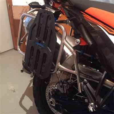 William Filbrandt verified customer review of KTM Case Carrier 790 Adventure/R 2019