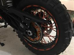 Scott B. verified customer review of KTM Supersprox Stealth Rear Sprocket (42T/45T) 950/990/1090/1190/1290 2003-2019