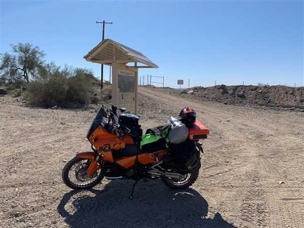 Dwight Donovan verified customer review of Trailmaster Adventure Gear Crash Bar Bags KTM 950/990 Adv