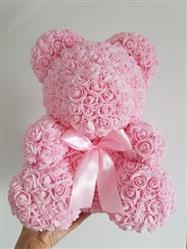 Jamie I. verified customer review of The Luxury Rose Teddy Bear