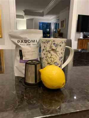 Paromi Tea Earl Grey Crème Review