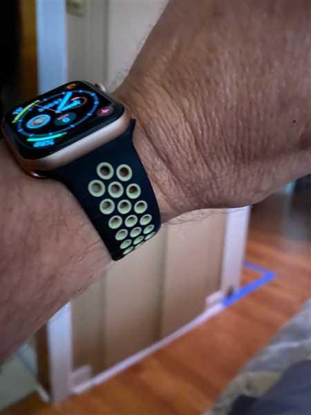 Mike Melancon verified customer review of Active Silicone Watch Bands