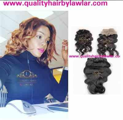 Manka verified customer review of Vietnam Human Hair Extensions (Wavy)