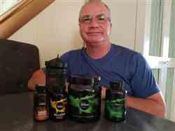 Patrick Martin verified customer review of Turmeric - Black Pepper - Vitamin D3 Supplement