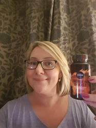Bec W. verified customer review of Turmeric - Black Pepper - Vitamin D3 Supplement