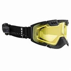 Anonymous verified customer review of CKX Titan Electric 210° Controlled Backcountry Snow Goggles