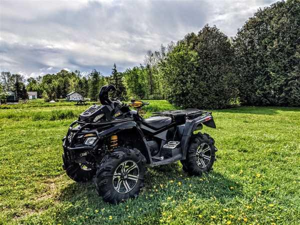 Peakboys CVTech Trailbloc Clutch | Can-Am Outlander 800 Review