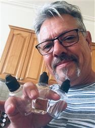 Rodney C. verified customer review of Empty Dropper Bottles