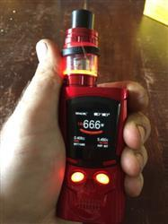 edward layton verified customer review of Smok S-PRIV 225W Kit w/ TFV8 Big Baby Tank (Light Edition)