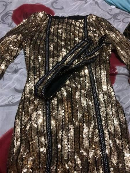 S***e verified customer review of Soulmate Sequin Dress
