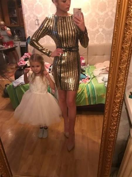 E***a verified customer review of Soulmate Sequin Dress