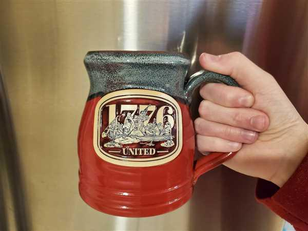 Paul Canepa verified customer review of The Crossing Tankard (LIMITED)