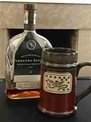 Zev J. verified customer review of Whiskey Rebellion Tankard