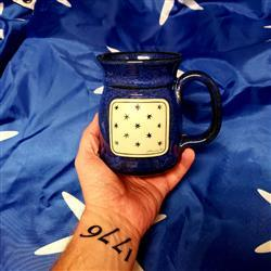 Jonathan L. verified customer review of Washington HQ Flag Tankard