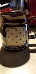 Jeffrey H. verified customer review of Washington HQ Flag Tankard - Cranberry (LIMITED)
