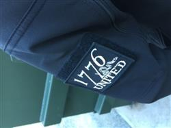 Spencer H. verified customer review of 1776 United® Logo Patch