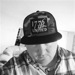 Luke L. verified customer review of 1776 United® Camo Logo Patch Snapback