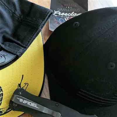 John M. verified customer review of The Original Thirteen Snapback Blacked Out Edition