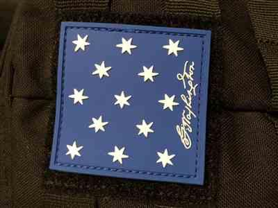 Tyler Cameron verified customer review of Washington HQ Flag PVC Patch