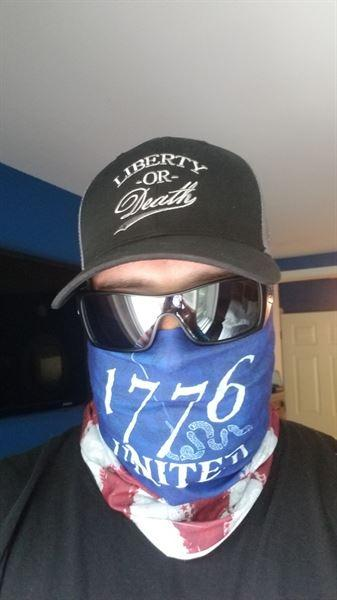 1776 United 1776 United® Hoo-Rag Review