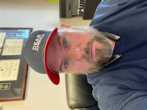 Rob Trigg verified customer review of Graham Allen's Dear America Hat