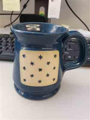 Joshua P. verified customer review of Washington's HQ Flag Mug