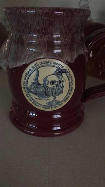1776 United Skull Chalice Tankard Review