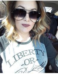 trilla t. verified customer review of Liberty Or Death Jersey - Blacked Out