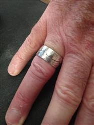 PHIL R. verified customer review of 1776 United® Incuse Indian Ring